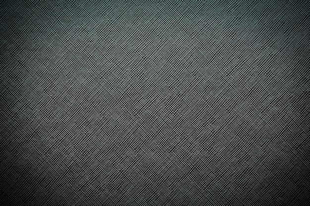 Textures de cuir noir Photo gratuit