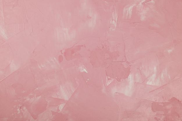 Textures de fond de béton rose Photo Premium
