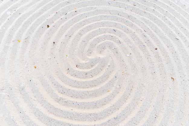 Textures de sable Photo gratuit