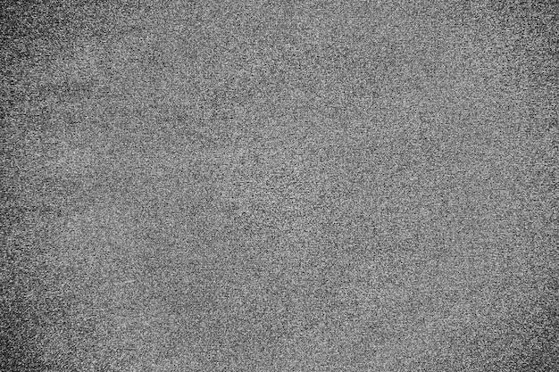 Textures et surfaces en coton gris et noir Photo gratuit