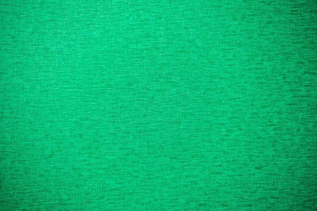 Textures de toile verte et surface pour le fond Photo gratuit