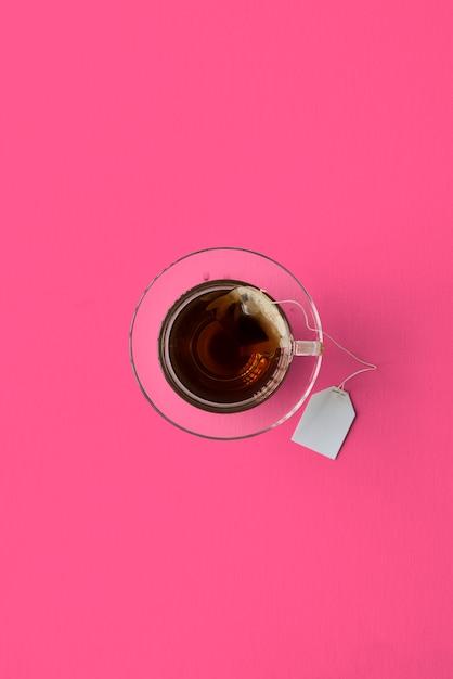 Thé sain et savoureux à base de plantes Photo gratuit