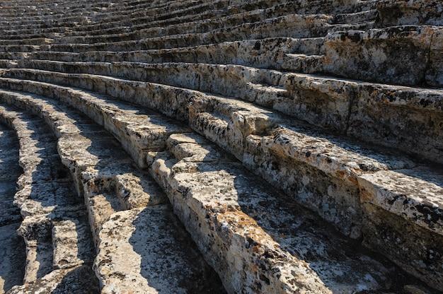 Théâtre Antique à Hiérapolis Photo Premium