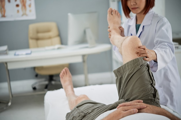 Thérapie de réadaptation Photo gratuit