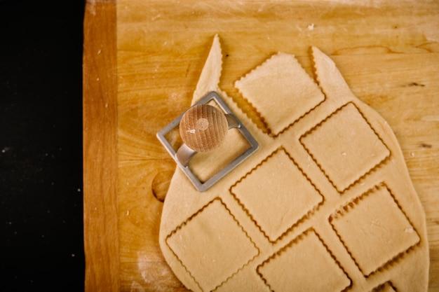 Timbre pour pâtes Photo gratuit