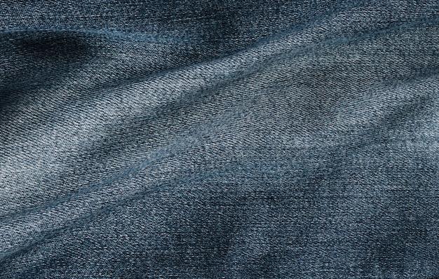 Tissu Abstrait Jeans Texture Fond Photo Premium