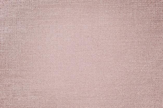 Tissu En Coton Or Rose Texturé Photo gratuit