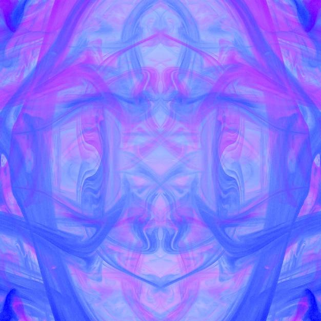 Toile de fond abstrait texture kaléidoscope rose et violet Photo gratuit
