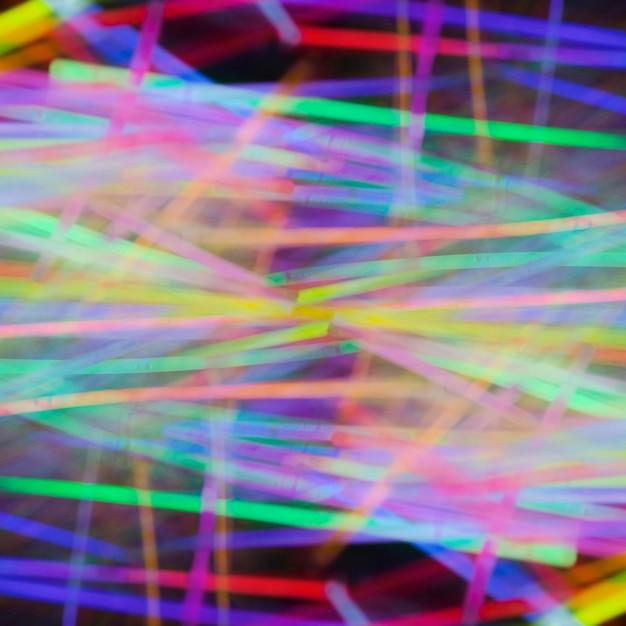 Toile de fond coloré abstrait néon Photo gratuit