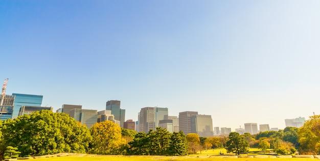Tokyo, japon cityscape Photo gratuit