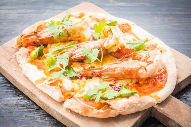Tom Miam Pizza Photo gratuit