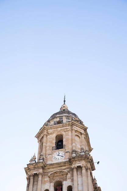 Tour d'église vue de dessous Photo gratuit