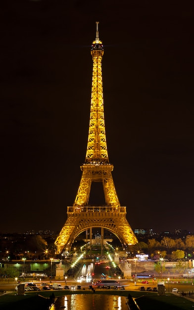 La Tour Eiffel Photo Premium