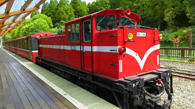 Train Ancien Photo Premium
