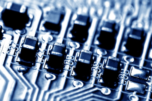 Transistors Photo gratuit
