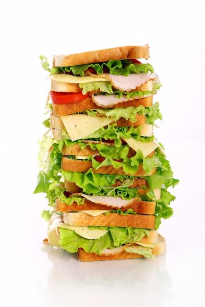 Très Gros Sandwich Photo gratuit