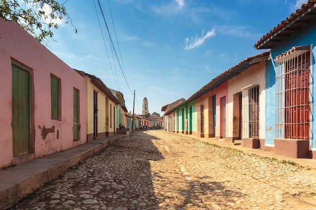 Trinidad, cuba Photo Premium