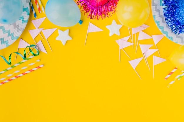 Trucs d'anniversaire Photo gratuit