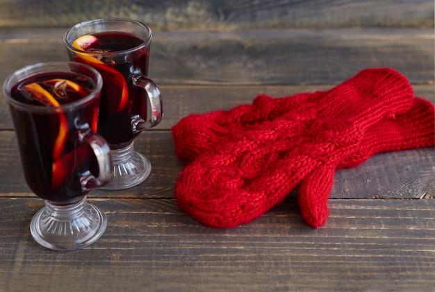 Trucs D'hiver Typiques Et Saisonniers Photo gratuit