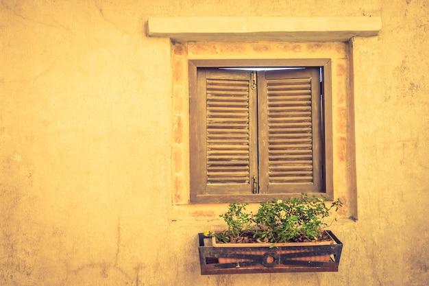 Typique ancienne architecture italienne étroite Photo gratuit