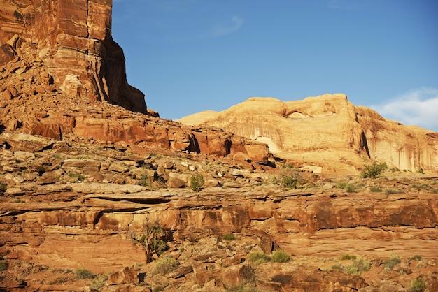 Utah rocky desert Photo gratuit