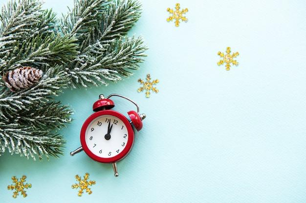 Vacances De Noël Photo Premium