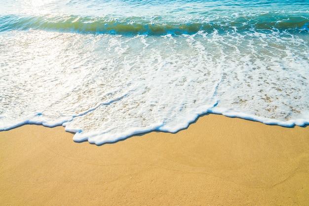 Vague de la mer Photo gratuit