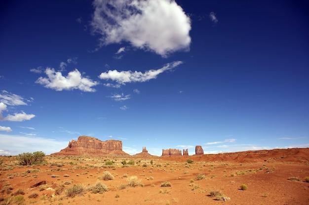 Vallée du désert Photo gratuit