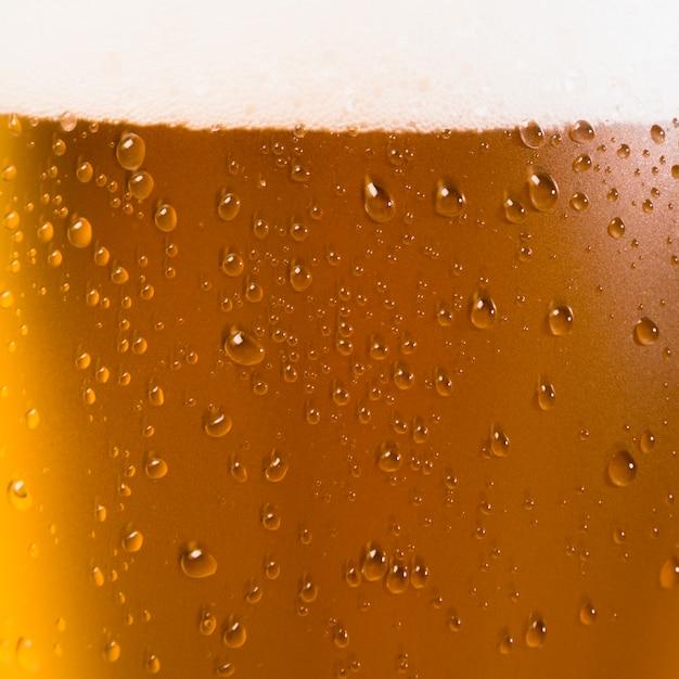 Verre à bière bouchent Photo gratuit