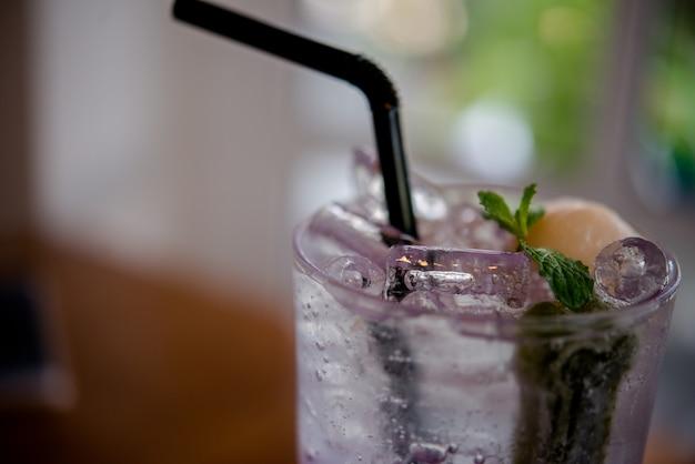 Verre boire sain Photo gratuit