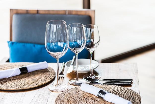 Verre de vin Photo gratuit