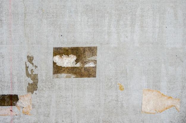Vieilles Affiches Grunge Fond De Texture De Surface De Papier Photo Premium