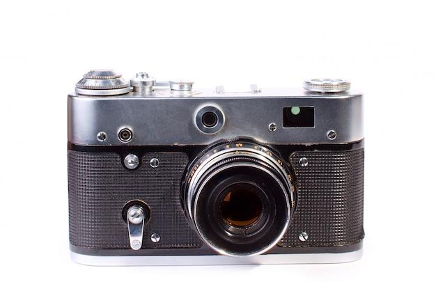 Vieux appareil photo Photo Premium