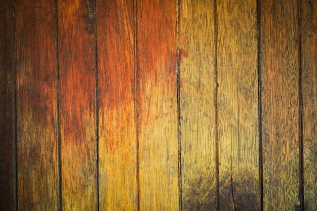 Vieux bois texture fond vieux panneaux en bois texture sur fond Photo Premium