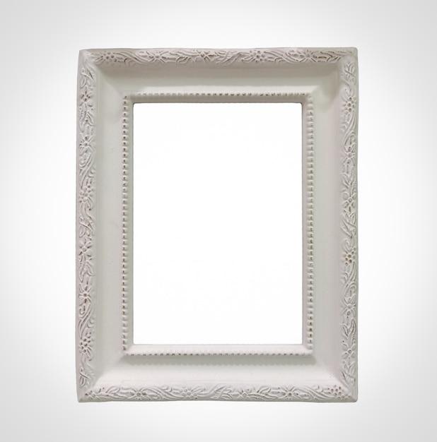 Vieux cadre photo bouchent Photo Premium