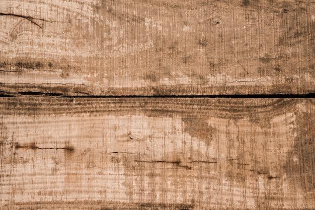 Un vieux fond en bois texturé Photo gratuit