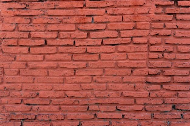 Vieux Fond De Mur De Brique Horizontale Photo gratuit