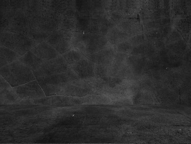 Vieux Fond Noir. Texture Grunge. Fond D'écran Sombre. Tableau Noir. Tableau Noir. Béton. Photo gratuit