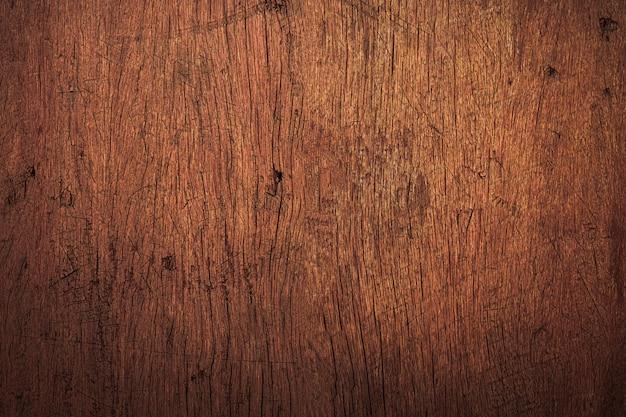 Vieux fond de texture bois Photo Premium