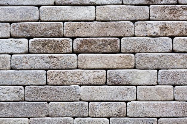 Vieux fond de texture de mur de brique Photo gratuit