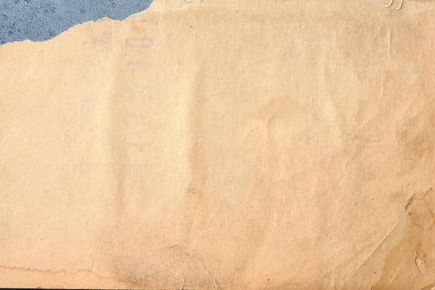 Vieux fond de texture de papier Photo Premium