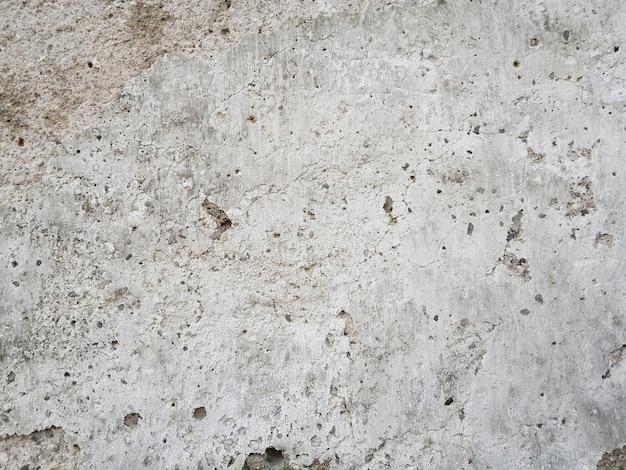 Vieux mur blanc Photo gratuit