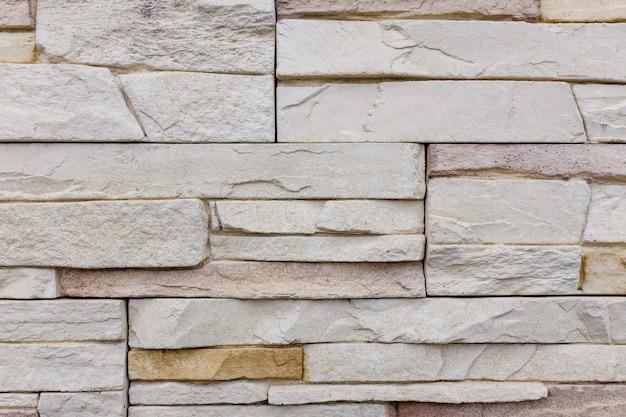Vieux mur de briques marron texture de mur de brique de modèle ou lumière de mur de brique pour intérieur. Photo Premium