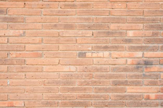 Vieux mur de briques pour le fond Photo Premium