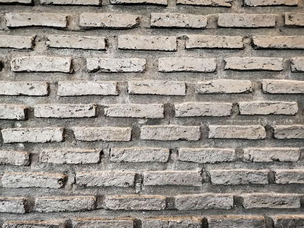Vieux mur de briques Photo Premium