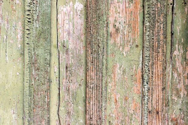 Vieux mur peint vintage, textures ou arrière-plan. Photo Premium