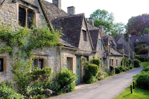 Village Anglais De Cotswolds Photo gratuit