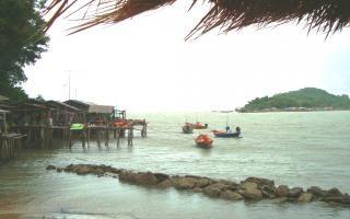 Village de pêcheurs thaïlandais Photo gratuit