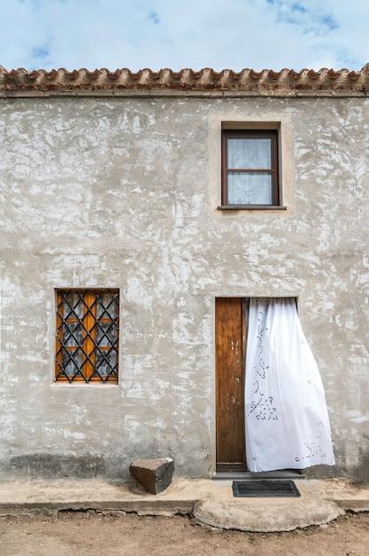 Village De San Salvatore En Sardaigne Photo Premium