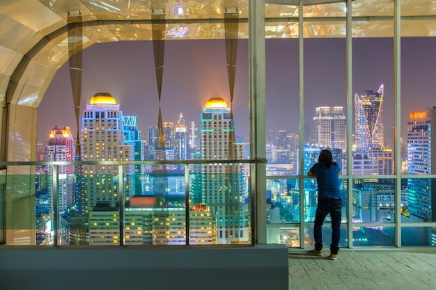 La Ville De Bangkok Photo Premium